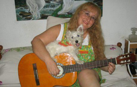 Xena y la música